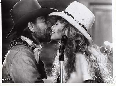 Dyan Cannon and willie nelson
