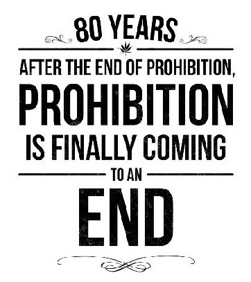 end the prohibition on marijuana Sen bernie sanders (i-vt) has introduced a bill that would end federal prohibition of marijuana, marking the latest move the democratic presidential candidate has made toward ending the war on drugs.