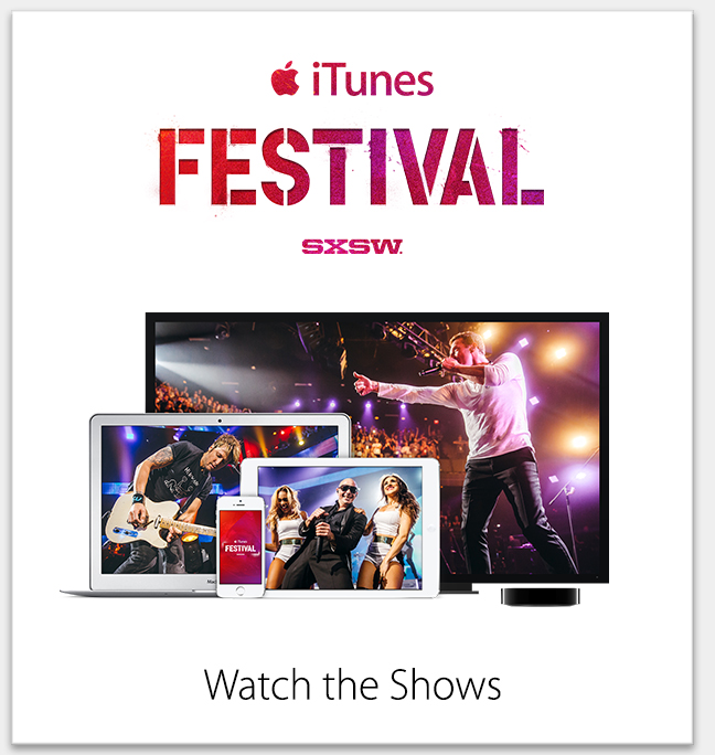 Where can i watch the Foo Fighters live @ the itunes ...