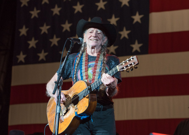 Willie Nelson's 4th of July Picnic at Austin360 Amphitheater on July 4, 2016 in Austin, Texas. Erika Rich for American-Statesman