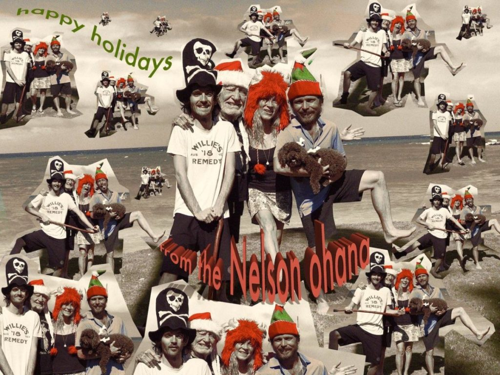 66d6c339 Happy holidays from the Nelson Ohana